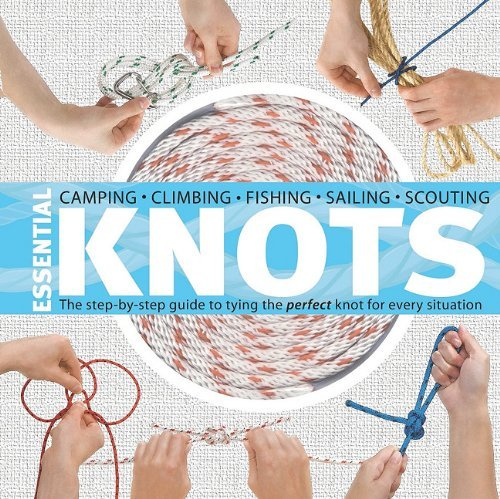 Neville Olliffe Essential Knots The Step By Step Guide To Tying The Perfect Knot