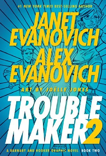 Janet Evanovich Troublemaker Book 2