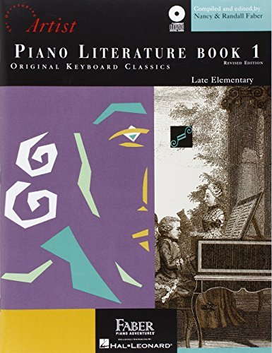 Randall Faber Piano Literature Book 1 Developing Artist Original Keyboard Classics