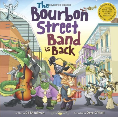 Ed Shankman The Bourbon Street Band Is Back