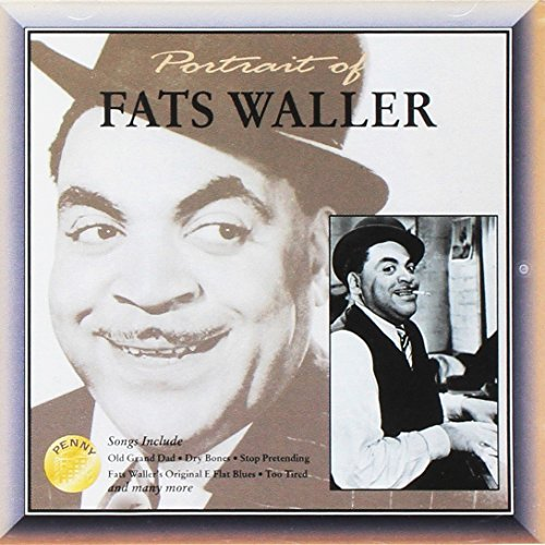 Waller Fats Portrait Of Fats Waller