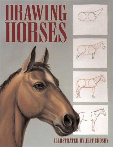 Jeff Crosby Drawing Horses