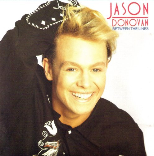 Jason Donovan Between The Lines CD Uk Pwl 1990