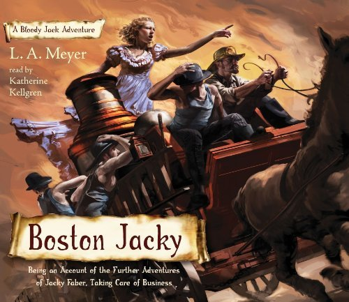 La Meyer Boston Jacky Being An Account Of The Further Adventures Of Jac