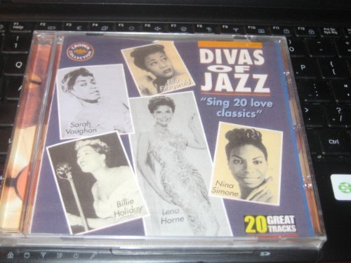 Divas Of Jazz; 20 Love Classics Import