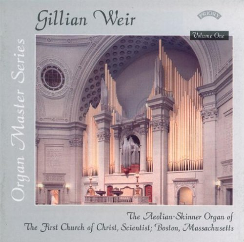 Weir Jongen Willan Hinde Dame Gillian Weir Plays The Ae