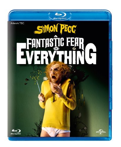 Paul Freeman Simon Pegg Zaak Conway Alan Drake Ell Fantastic Fear Of Everything [blu Ray] Blu Ray Region 2