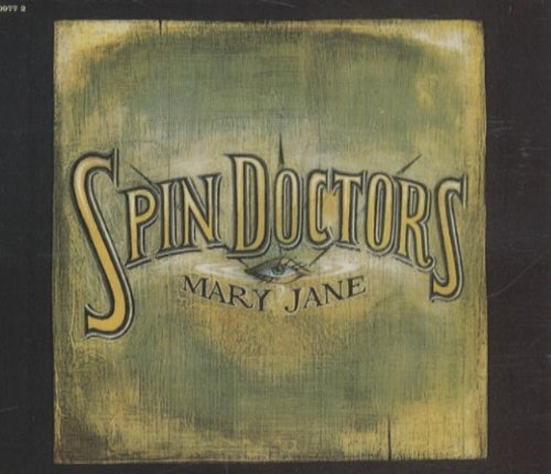 Spin Doctors Mary Jane CD Austrian Epic 1994