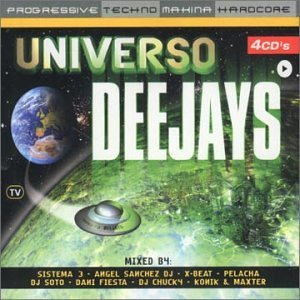 Various Artists Universo Deejays