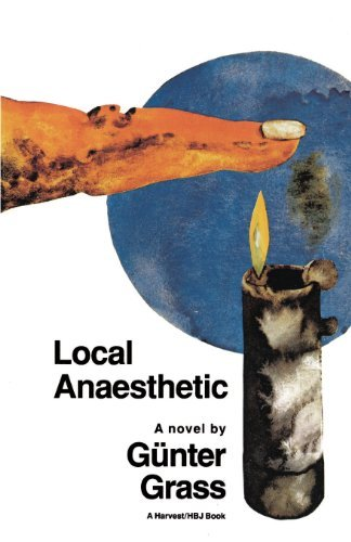 Gunter Grass Local Anaesthetic