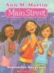Ann M. Martin Best Friends (main Street Book 4)