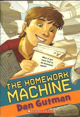Dan Gutman Homework Machine