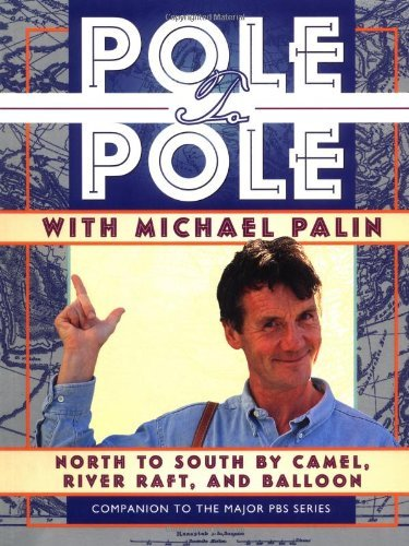 Palin Michael Pao Basil Pole To Pole With Michael Palin North To South By