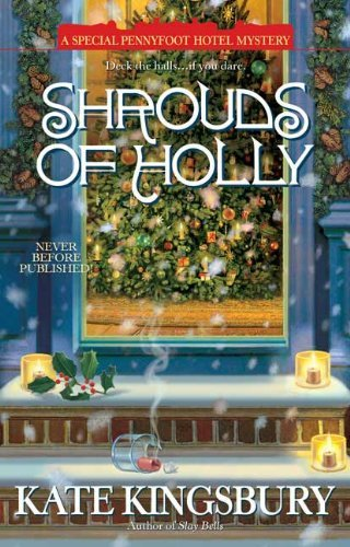 Kate Kingsbury Shrouds Of Holly