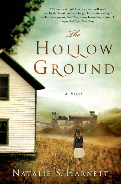 Natalie S. Harnett The Hollow Ground