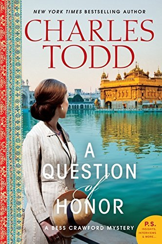 Charles Todd A Question Of Honor