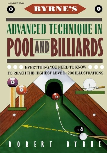 Robert Byrne Byrne's Advanced Technique In Pool And Billiards