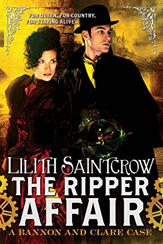 Lilith Saintcrow The Ripper Affair