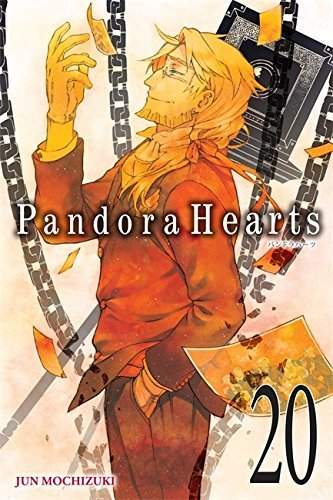 Jun Mochizuki Pandorahearts Vol. 20