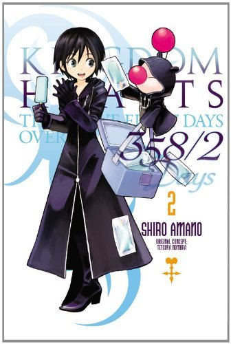 Shiro Amano Kingdom Hearts 358 2 Days Vol. 2