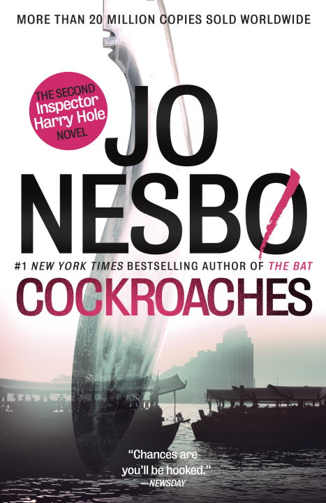 Jo Nesbo Cockroaches
