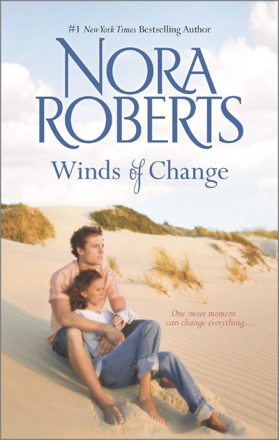 Nora Roberts Winds Of Change Island Of Flowers\untamed