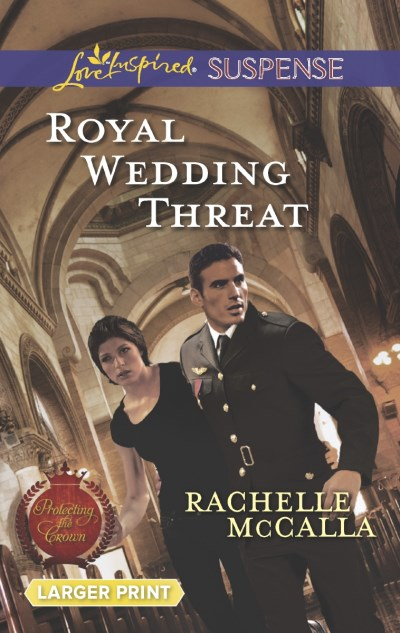 Rachelle Mccalla Royal Wedding Threat Large Print