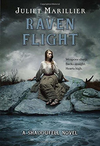 Juliet Marillier Raven Flight