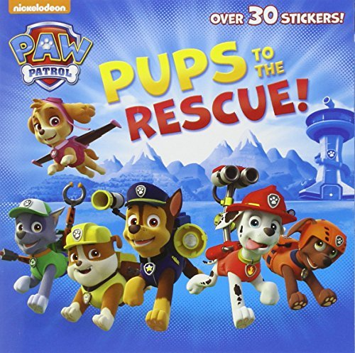 Random House Pups To The Rescue! (paw Patrol)
