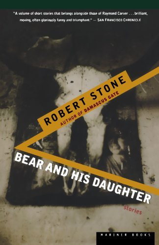 Robert Stone Bear And His Daughter