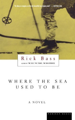 Rick Bass Where The Sea Used To Be