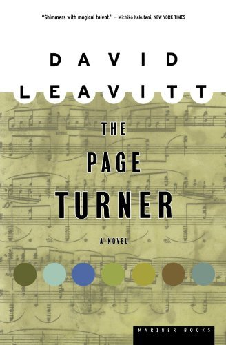 David Leavitt The Page Turner