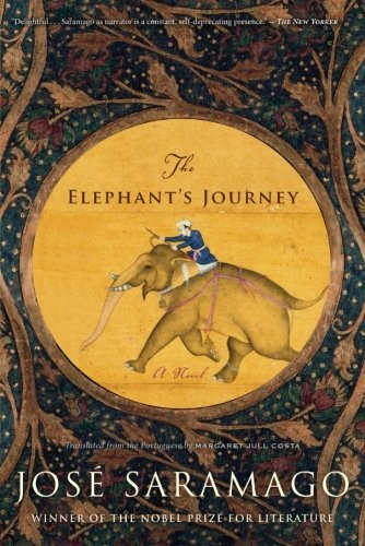 Jose Saramago Elephant's Journey The