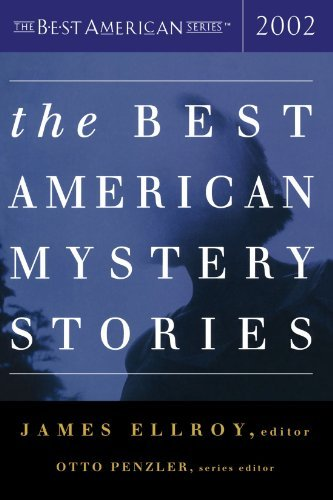 Otto Penzler The Best American Mystery Stories 2002 2002 Edition;2002
