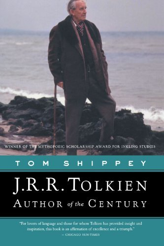 T. A. Shippey J.R.R. Tolkien Author Of The Century
