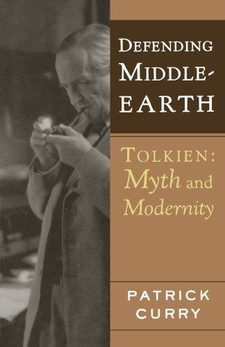 Patrick Curry Defending Middle Earth Tolkien Myth And Modernity