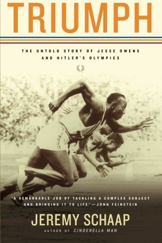 Jeremy Schaap Triumph The Untold Story Of Jesse Owens And Hitler's Olym