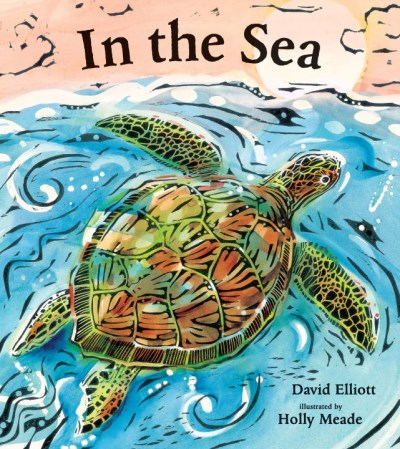 David Elliott In The Sea