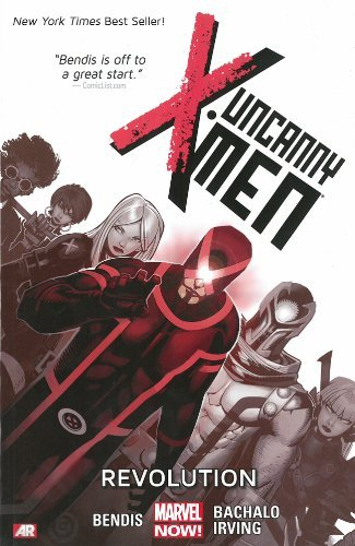 Brian Michael Bendis Uncanny X Men Revolution