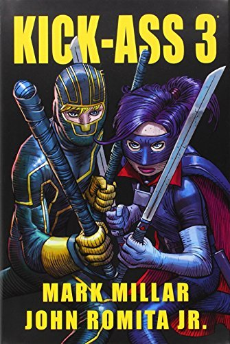 Mark Millar Kick Ass 3
