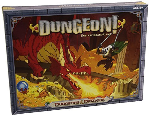 Wizards Rpg Team Dungeon! Board Game