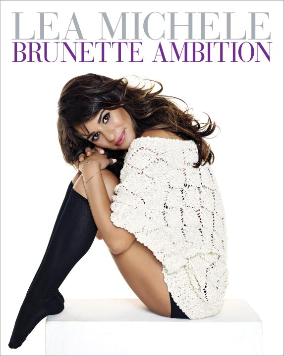 Lea Michele Brunette Ambition
