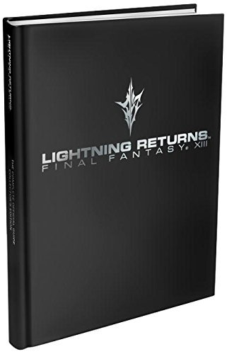 Piggyback Lightning Returns Final Fantasy Xiii The Complete Official Guide Collector's