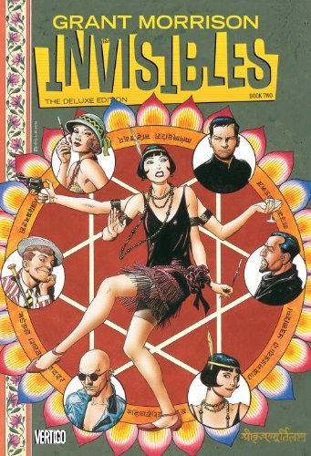 Grant Morrison The Invisibles Book Two Deluxe Edition