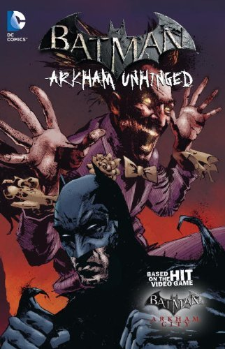 Derek Fridolfs Batman Arkham Unhinged Vol. 3