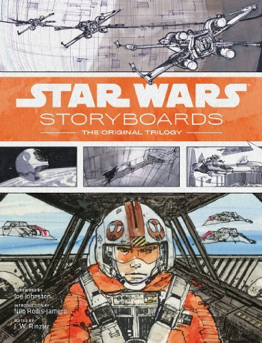 J. W. Rinzler Star Wars Storyboards The Original Trilogy