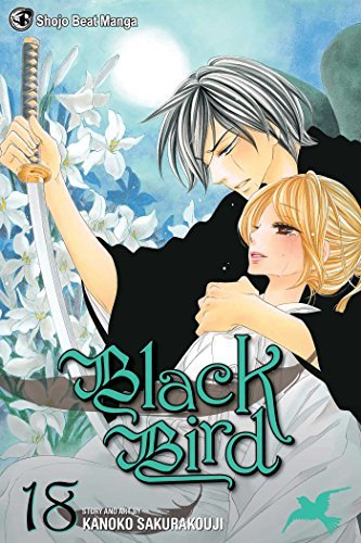 Kanoko Sakurakouji Black Bird Volume 18
