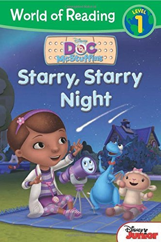 Disney Storybook Artists World Of Reading Doc Mcstuffins Starry Starry Night Level 1