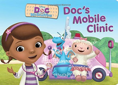 Disney Book Group Doc's Mobile Clinic