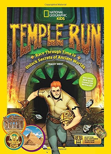 Tracey West Temple Run Race Through Time To Unlock Secrets Of Ancient Wo